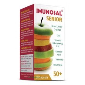 Imunosal Senior kapsule, 60 kom.
