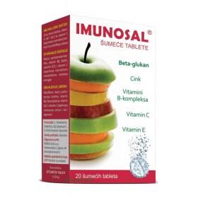 Immunosal effervescent tablets, 20 pcs.