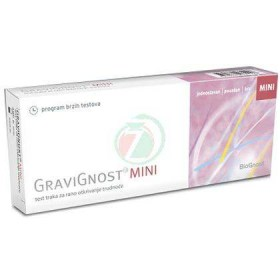 GraviGnost MINI - an early pregnancy detection test