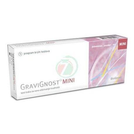 GRAVIGNOST® MINI - test za rano otkrivanje trudnoće